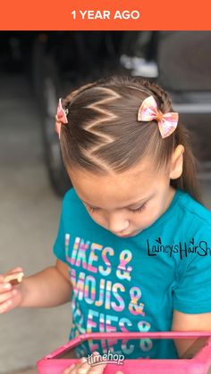 Easy Toddler Hairstyles, Easy Little Girl Hairstyles, Girls School Hairstyles, Natural Hairstyles For Kids, Cute Girls Hairstyles, Kids Braided Hairstyles, Boy Haircuts Long, Haircut Long, Toddler Boy Haircuts