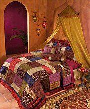 decor: moroccan theme