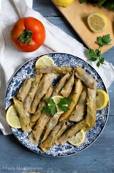Lebanese stuffed cabbage leaves - Vegan – Tasty Mediterraneo