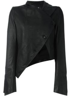 Ann Demeulemeester asymmetric jacket