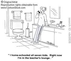 Homeschooling Humor | Homeschool Humor / The teachers ... | Homeschool