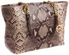 Michael Kors Jet Set Chain Tote Women's Handbag (Color Dark sand) Michael Kors, http://www.amazon.com/dp/B00558W28A/ref=cm_sw_r_pi_dp_T5cHqb17X8BEX