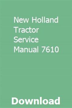 48 Best New holland tractor images in 2017 | New holland tractor