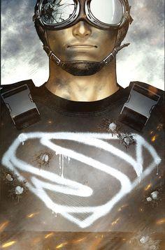 Superman: American Alien Cover Art #5