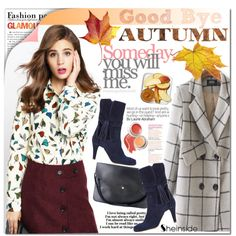 How To Wear Good Bye Autumn! Outfit Idea 2017 - Fashion Trends Ready To Wear For Plus Size, Curvy Women Over 20, 30, 40, 50