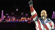 Country Music Lyrics - Quotes - Songs Lee greenwood - Christmas Lights Synchronized To 'God Bless the USA' Is The Ultimate Tribute To Our Troops - Youtube Music Videos http://countryrebel.com/blogs/videos/christmas-lights-synchronized-to-god-bless-the-usa-is-the-ultimate-tribute-to-our-troops