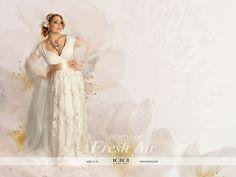 The Eugenia Vintage Wedding Gown
