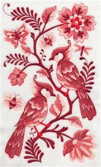 Machine Embroidery Designs at Embroidery Library! - Dutch Art