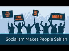 YouTube: PragerU  Which is better: socialism or capitalism? Does one make people kinder and more caring, while the other makes people greedy and more selfish? In this video, Dennis Prager explains the moral differences between socialism and capitalism, and why anyone who wants a kind and generous society must support one and oppose the other.