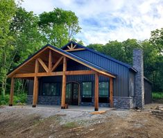 Metal House Plans, Pole Barn House Plans, New House Plans, Dream House Plans, Log Home Plans, Barn Plans, Morton Building Homes, Steel Building Homes, Metal Barn Homes