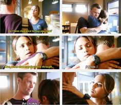Dawson: Do I have clearance to hug you now? Casey: You do. Dawson: Man, when that mayday came through... Casey: I know. But I'm okay. 3x03