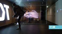 DT labl interactive mirror test