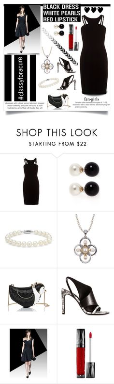 """Awareness Set - Ehlers-Danlos Syndrome"" by affton ❤ liked on Polyvore featuring Versace, Kenneth Jay Lane, Blue Nile, Lagos, Kate Spade, Alexander Wang, Urban Decay and ClassyForACure"