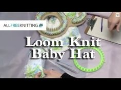 The Loom Knit Baby Hat will fit a newborn all the way to 1 years old. The newborn head may be a bit small but the loom knitting ring isn't adjustable. Using ...