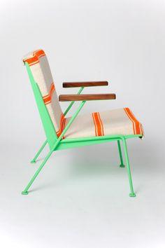 Wim Rietveld fauteuil   Abouzahra