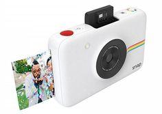 Polaroid lanza al mercado cámara instantánea no requiere tinta para imprimir fotos