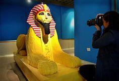 Alemania: Museo recrea la historia de la humanidad con piezas de lego