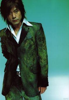 Hoshino Hidehiko. BUCK-TICK.