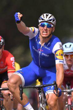 104th Tour de France 2017 / Stage 6 Arrival / Marcel KITTEL Celebration / Nacer BOUHANNI / Andre GREIPEL / Alexander KRISTOFF / Michael MATTHEWS /...