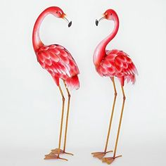Gift Craft 38 3 Inch Flamingo Design Statues Large Pink 400 x 300