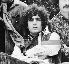 Syd Barrett, founding singer, songwriter and guitarist of Pink Floyd, in 1967.