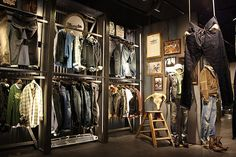 wrangler trade show booth | Wrangler Bread and Butter by The Dog Wardrobe 09 Wrangler stand at ...