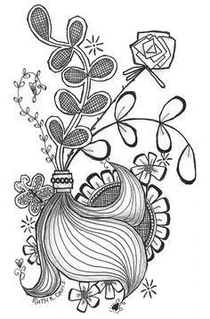 Bouquet by Ruth Davis, via Flickr