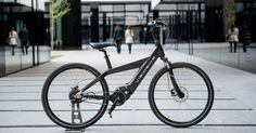 Visiobike, an e-bike project from Croatia, is an electric bike that goes hand in hand with your smartphone.