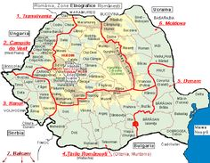 10 Best Romania Hărți Images Map Romania Romania Map
