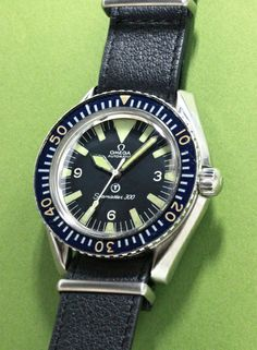 Seamaster 300 (Royal Navy) Ref.165.024 Cal.552 1970'S