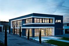 ISDB Bürogebäude / Dittel Architekten