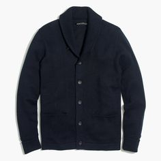 Crew Factory for the Cotton shawl cardigan sweater for Men.
