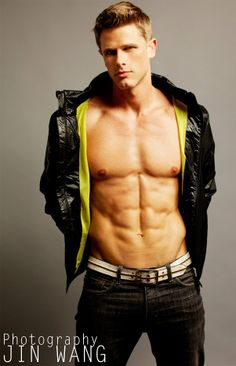 hot jacket and abs