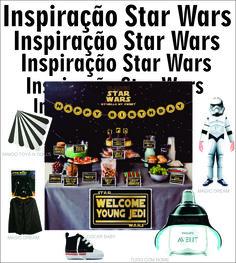 Inspiração Star Wars - Mamãe Achei! - Mamãe Achei!
