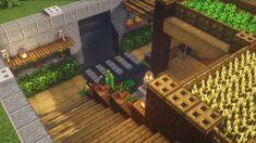 Minecraft House Plans, Cute Minecraft Houses, Minecraft Room, Minecraft House Designs, Minecraft Tutorial, Minecraft Blueprints, Minecraft Creations, Minecraft Memes, Minecraft Crafts