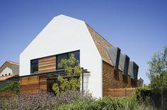 See-Through House   Architect Magazine   Koning Eizenberg Architecture, Santa Monica, Calif., Single Family, New Construction, Interiors, Kitchen, Living Room, Outdoor, Bedroom, Exteriors, Modern, California, Hank Koning, Julie Eizenberg