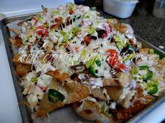 Hot Cookin' Mama: Johnny Carino's Italian Nacho's