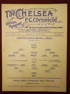 1936 Chelsea FC