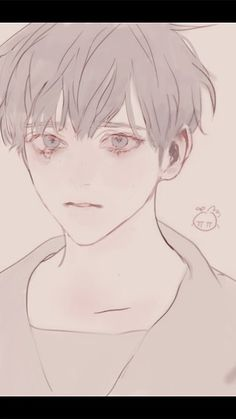 Aesthetic Look, Aesthetic Anime, Animes Emo, Butterflies In My Stomach, Digital Painting Tutorials, Manga Boy, Manga Comics, Drawing Reference, Wonderful Images