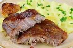 Cooking Ideas, Steak, Food And Drink, Women's Fashion, Kitchen, Recipes, Home, Ham, Pork
