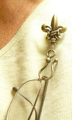 1b348412d07 A fashionable way to never loose your glasses again! Lanyard Necklace