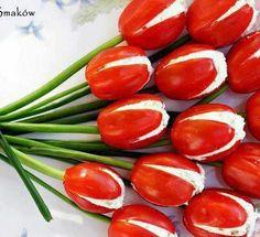 Tulip appetizers