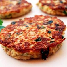 Tuna Cakes Recipe - 2 or 3 WW points each