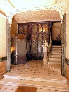 Casa Santurce  1905  Architect: Miquel Madorell i Rius