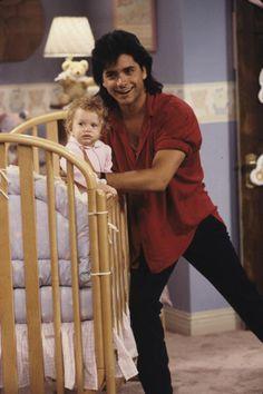 Full House, Season 1 - Episode 1, Pilot #fullhousetvshow #fullhouse #fullhouseseason1 #1987 #tv1987 #ashleyolsen #marykateolsen #johnstamos