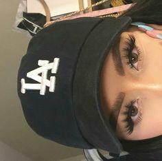 Eyelashes Strip Eyelashes Long Dramatic Full Lashes Handmade Makeup False Eyelashes Makeup tips long lashes LASHES! Makeup Goals, Makeup Inspo, Beauty Makeup, Hair Makeup, Makeup Tips, Longer Eyelashes, Fake Eyelashes, Long Lashes, Eyelash Extensions Styles