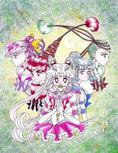 Based off of Naoko's art -sailor moon pegasus - Google Search