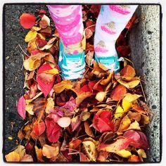 Fall feet, Bend