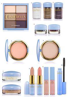 Maquiagem MAC Cinderella!