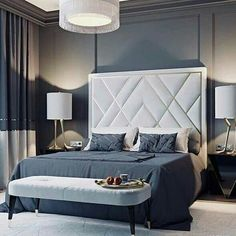 46 Stunning Luxury Bedroom Design Ideas To Get Quality Sleep   Hoomdesign